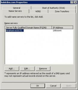 آموزش اتصال دامنه به ویندوز سرور